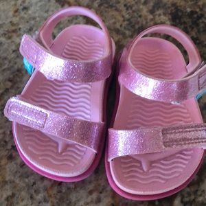 NATIVE Charley baby sandals, size 4